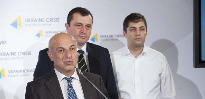 Valeriy Chechelashvili: No one can question the new Ukrainian President's legitimacy