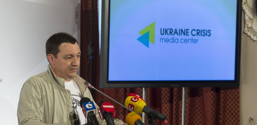 Dmitry Timchuk: «For elections in Eastern Ukraine world experience in hot spots will be used»