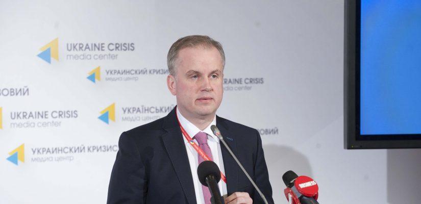 Press remarks by Danylo Lubkivsky, Deputy Foreign Minister of Ukraine