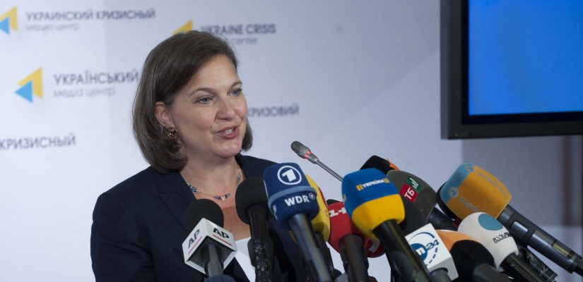 Victoria Nuland: We will judge Russian Federation by the actions, not the words