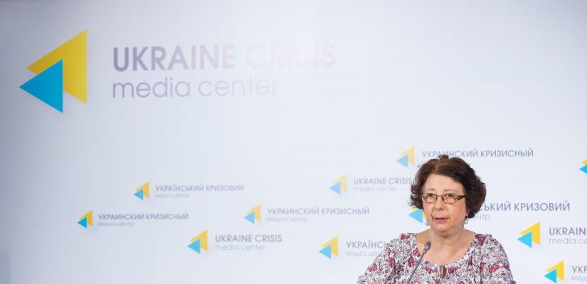 "Galya Ackerman, Executive Director of the ""European Forum-Ukraine"": It is still hard for European society to regard Russia as an enemy"
