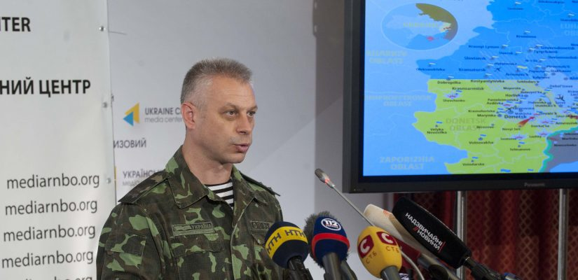 NSDC: Ukrainian troops captured two Russian airborne forces vehicles