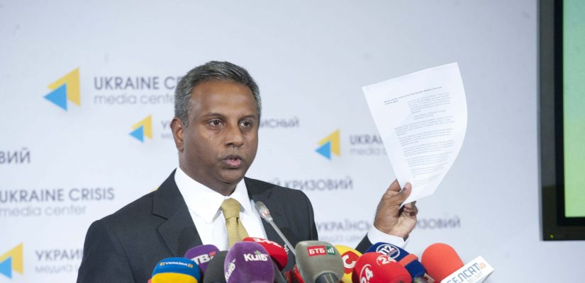 Salil Shetty: Our evidence shows that Russia is fuelling the conflict in eastern Ukraine