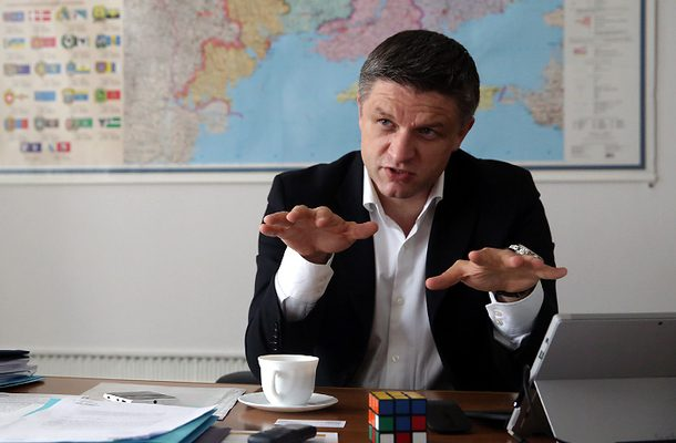 August 27, 2014 Kyivpost: Deputy Chief of the PA Dmytro Shymkiv on reforms in Ukraine