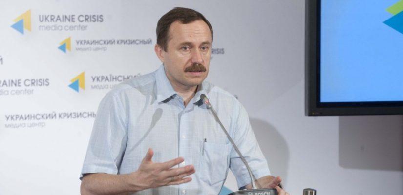 October 4, 2014 NVua: Expert Igor Koliushko on administrative reform