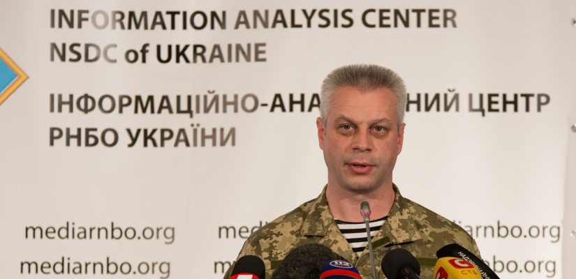 NSDC: Ukrainian servicemen beat off 5 attacks of terrorists at Donetsk airport in the last 24 hours