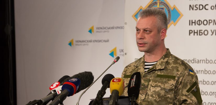 NSDC: Three Lines of Defense Are Being Built on Donbas According to Poroshenko's Decree