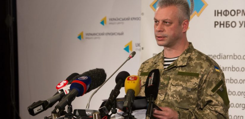 NSDC: Ukrainian Army and Police will Ensure Security of the Elections in the East