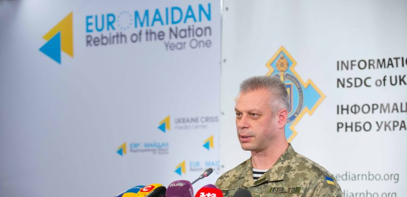 National Security and Defense Council: 6 Ukrainian military got killed, 9 wounded over past 24 hours