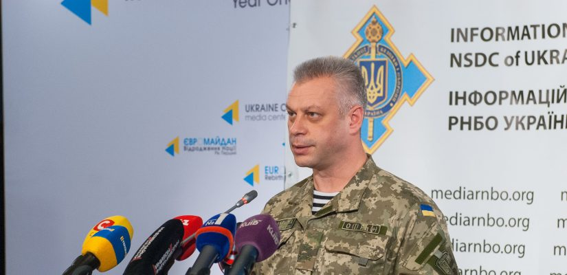 National Security and Defense Council of Ukraine: Terrorists announce full mobilization of locals in selected cities of Donetsk region