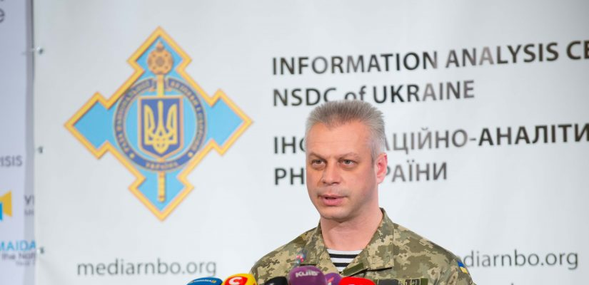 "National Security and Defense Council: another Russian ""humanitarian convoy"" entered the Ukrainian territory, violating all international and Ukrainian legislative norms"