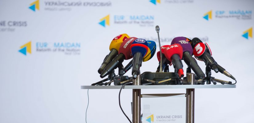 Schedule of press briefings in Ukraine crisis media center for November 6, 2014