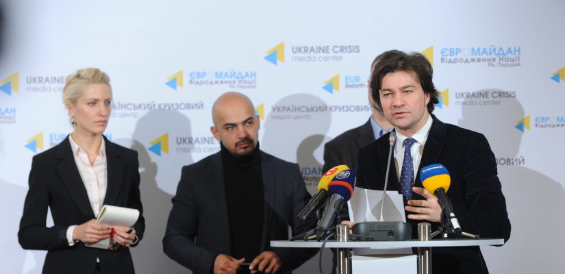 Leading Ukrainians Call for Commemoration of Maidan's Anniversary