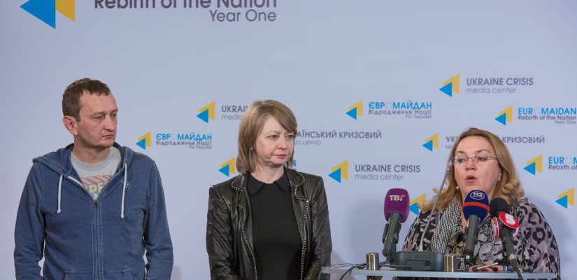 Activists and Experts Press for 3G in Ukraine