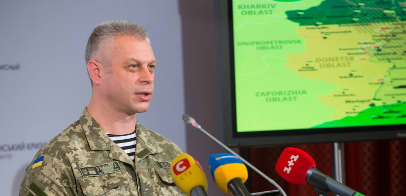 National Security and Defence Council of Ukraine: Russia continues to increase supply of heavy military equipment to the terrorists