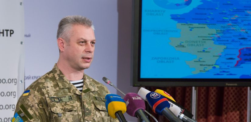 National Security and Defense Council: the shelling of Ukrainian territory from Russia resumed