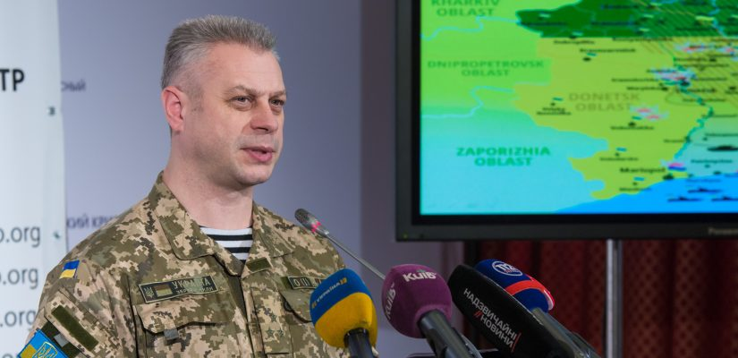 National Security and Defense Council of Ukraine: Ukrainians spot another rotation of the Russian troops