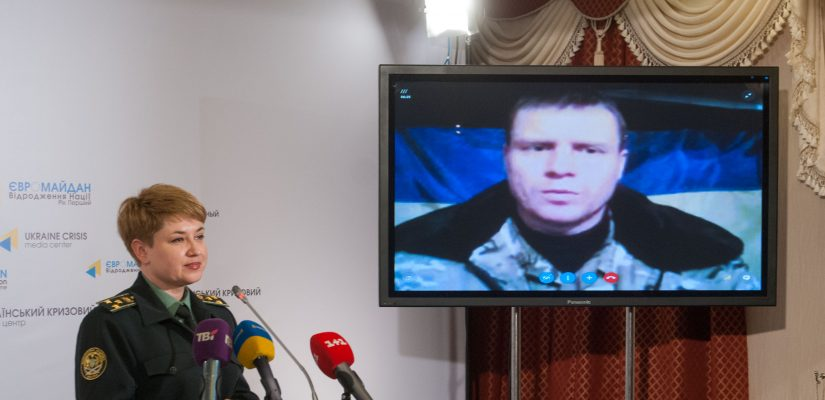"ATO spokesman Leonyd Matyukhyn: Terrorists keep violating the ""silence regime"""