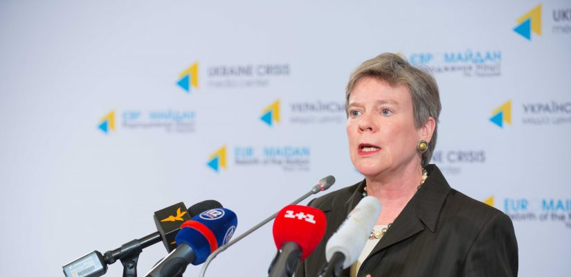Rose Gottemoeller: Ukraine Made a Right Decision Signing the Bupapest Memorandum