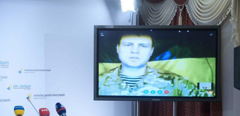 ATO spokesman: Last night militants fired 9 times at Ukrainian military