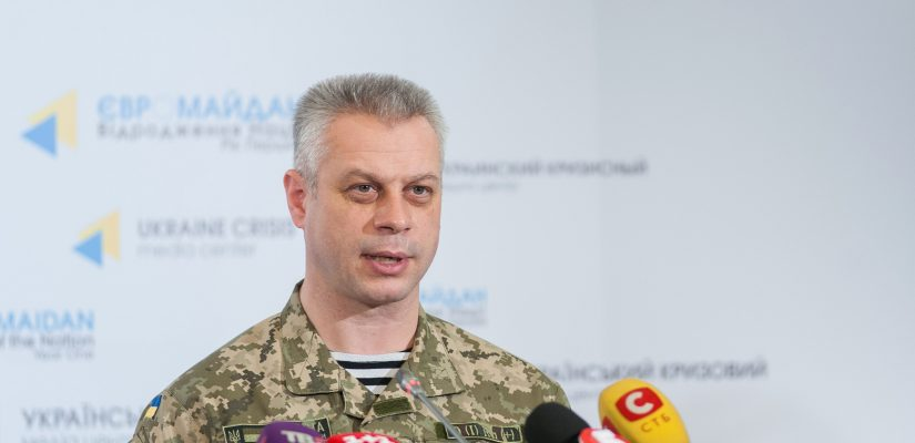 Andriy Lysenko: Ukrainian servicemen destroyed the enemy's UAV near Volnovakha