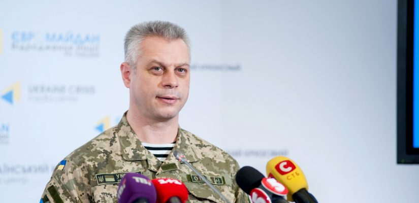 Andriy Lysenko: Yesterday, Ukrainian Army did not incur any casualties in action in the ATO Area; no single serviceman was wounded