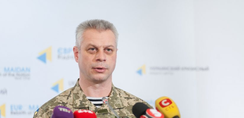 Andriy Lysenko: Combats near Vuhlehirsk continue, ATO forces are repelling attacks