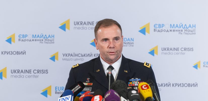 Commander of the U.S. Armed Forces in Europe: American military advisors will start working in Ukraine this spring