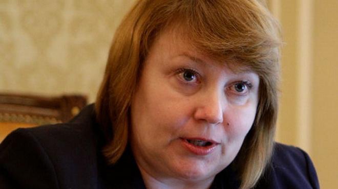 January 19, 2015, RBK-Ukraine: Valentyna Symonenko on judicial reform