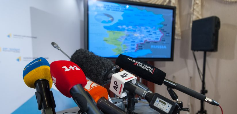Schedule of press briefings in Ukraine Crisis Media Center for April 6, 2015