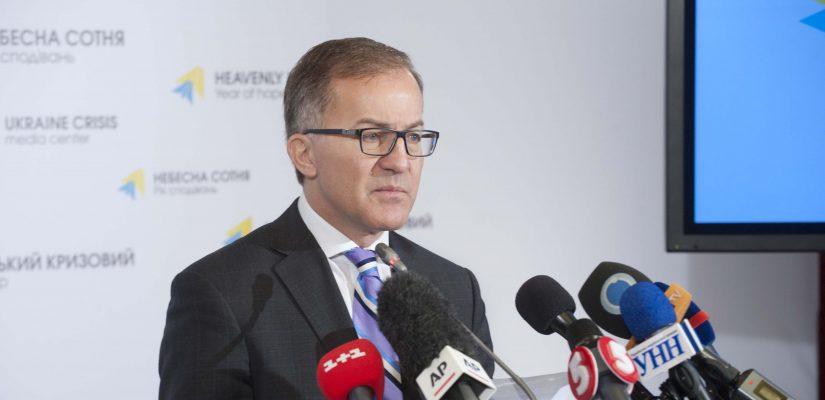 OSCE: Debaltseve is completely ruined
