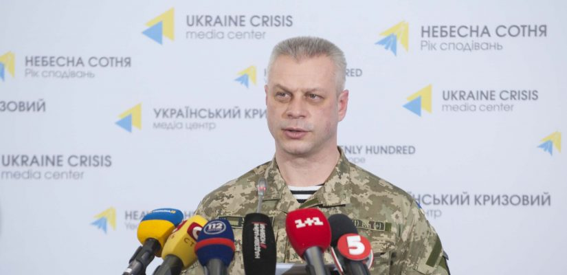 Andriy Lysenko: Russian-backed militants keep storming Debaltseve – Ukrainian Armed Forces repel attacks