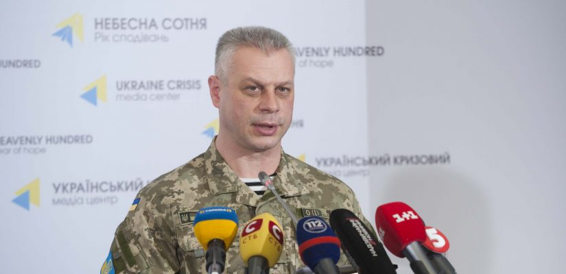 Andriy Lysenko: 50 Russian tanks cross the Russian-Ukrainian border