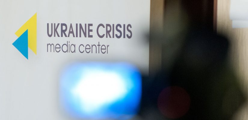 Schedule of press briefings in Ukraine crisis media center for March 8, 2015