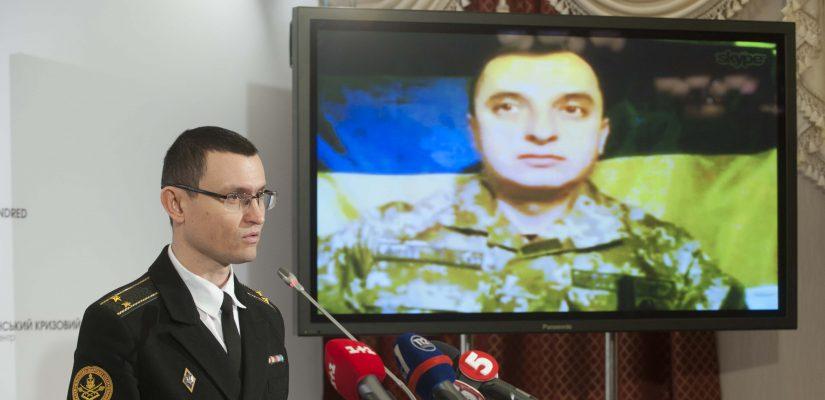 ATO spokesman: Pro-Russian militants attack Ukrainian Armed Forces 10 times