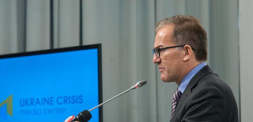 OSCE: First steps toward de-escalation by Shyrokyne take place