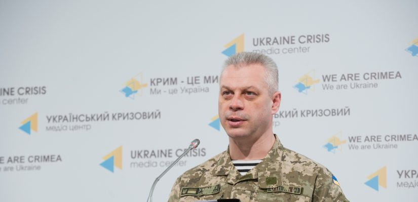 Andriy Lysenko: Pro-Russian militants who plotted separation of Odesa region from Ukraine detained