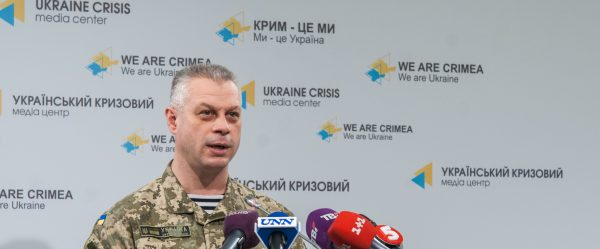 Andriy Lysenko: Pro-Russian militants impede work of OSCE mission yet again, do not withdraw heavy weapons