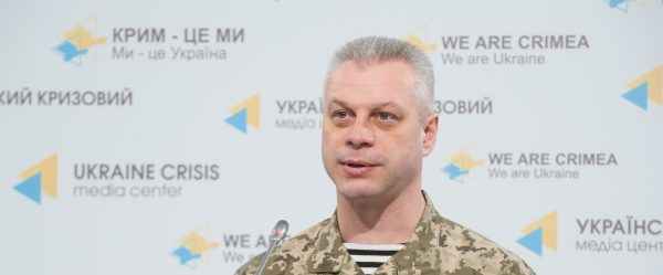 Andriy Lysenko: Pro-Russian militant restrict access for OSCE observers near Shyrokyne