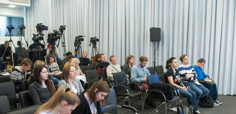 Schedule of press-briefings in Ukraine Crisis Media Center for April 6, 2016