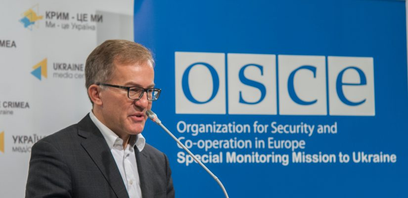 OSCE: Residents of frontline cities suffer from shell shock and lack of basic services