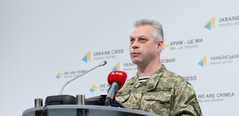 Andriy Lysenko: Militants violate ceasefire – two teenagers are wounded