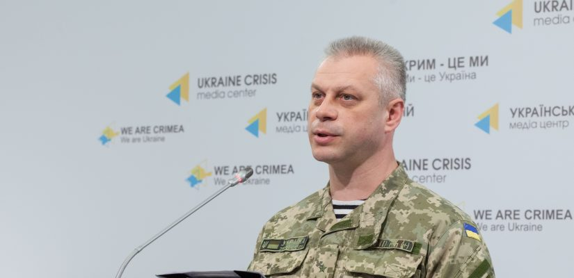 Andriy Lysenko: Two Ukrainian servicemen released from captivity