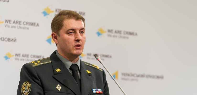 Oleksandr Motuzyanyk: Militants left Shyrokyne. Situation in Mariupol and Donetsk direction stabilized