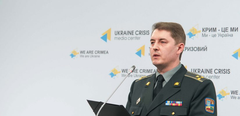 Oleksandr Motuzyanyk: Militants shell Shyrokyne for 12 hours, continue amassing military equipment