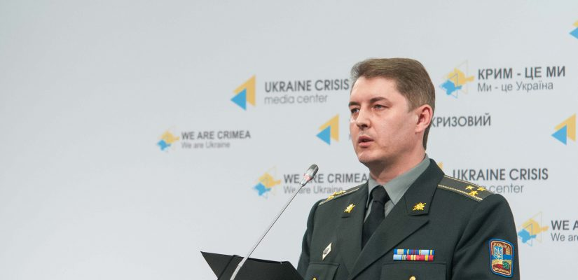 Oleksandr Motuzyanyk: Russia-backed militant groups violate Minsk agreements, fired from heavy weapons 17 times yesterday