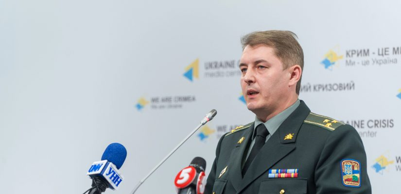 Oleksandr Motuzyanyk: Russia-backed militants increase number of attacks in eastern Ukraine