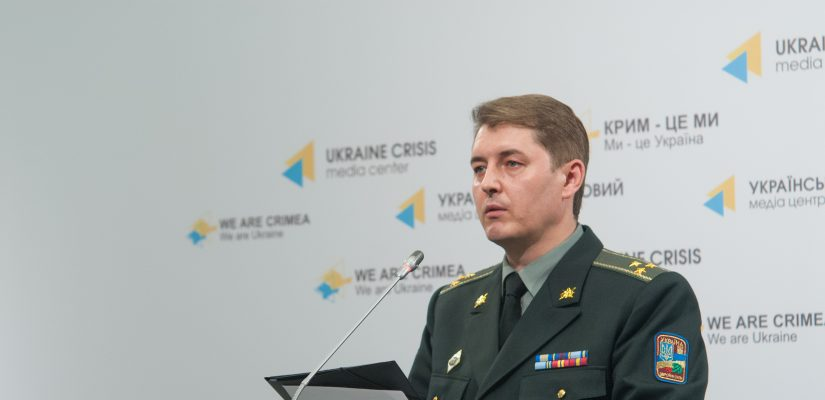 Oleksandr Motuzyanyk: OSCE observe movement of pro-Russian militant equipment in the occupied territories