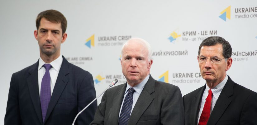 United States have to urgently provide defensive weapons, intelligence, economic assistance to Ukraine – U.S. Senator John McCain