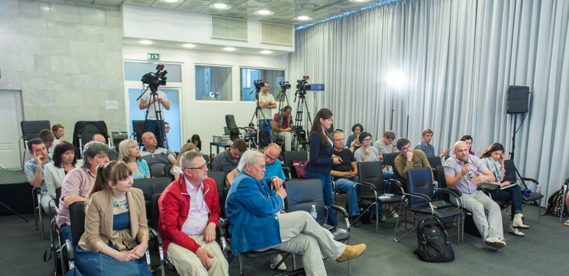 Schedule of press-briefings at Ukraine Crisis Media Center for July 14, 2015